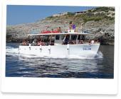 Noleggio Nettuno a Torre Vado Salento - Noleggio Barche in Puglia su Pugliabnb - Portale turistico della Puglia senza intermediazione - Su Pugliabnb trovi  tutti i migliori  Noleggio Barche della Puglia