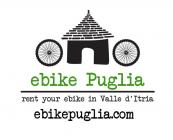 Ebike Puglia a Martina Franca - Noleggio Bici In Valle d'Itria su Pugliabnb - Portale turistico della Puglia senza intermediazione - Su Pugliabnb trovi tutti i migliori Noleggio Bici in Puglia